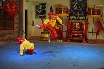 フエ③伝統舞踊 (5)