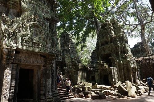 カンボジア④20170618(タ プローム) (26)