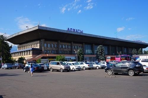 カザフスタン→キルギス移動 (10)