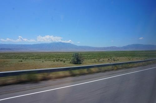 カザフスタン→キルギス移動 (16)