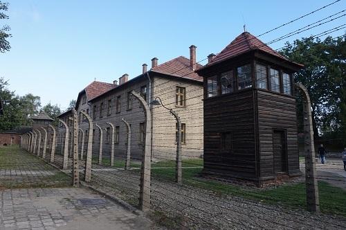 アウシュビッツ (6)SS用病院