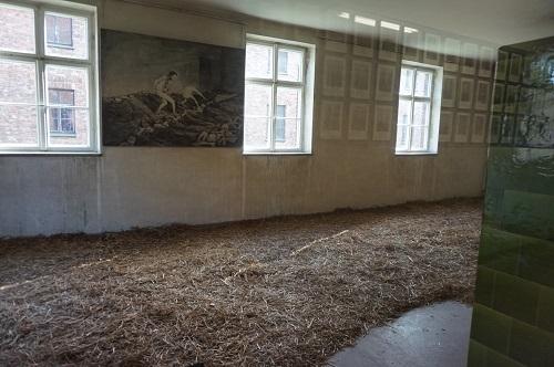 アウシュビッツ (14)一般展示「生活・衛生状況」