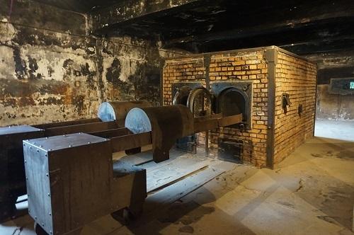 アウシュビッツ (31)ガス室・焼却炉
