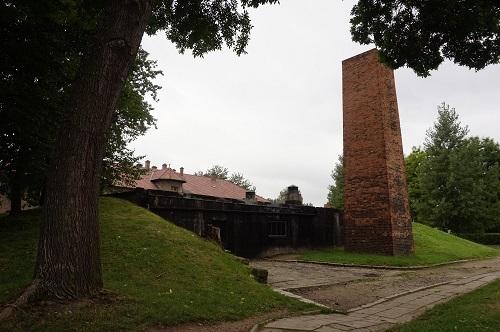アウシュビッツ (30)ガス室・焼却炉