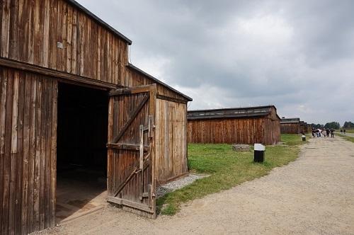 アウシュビッツ (45)ビルケナウ収容所・隔離収容所