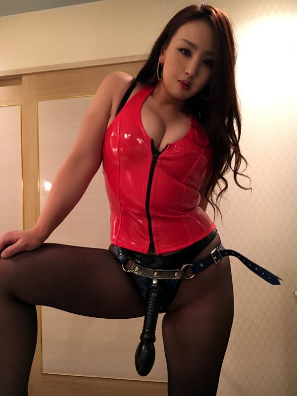 名古屋SM エリカ女王様 アナガズム