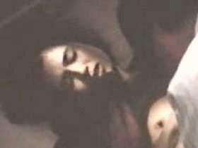 【濡れ場】藤谷美和子 ピンコ立ち乳首を見せた濡れ場動画