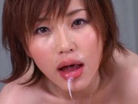 松野ゆい 超絶キレカワおねえさんの気持ちよさそうなフェラ抜きからメイドコスで生ハメ