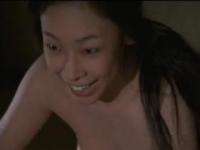 【濡れ場】池波志乃 爆乳を振り乱してAVより過激なSEXや若い男を押し倒して手コキでイかせちゃう