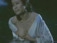 【お宝】小柳ルミ子 三十路とは思えない張りのある超絶美乳を映画で披露