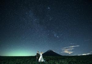 2017060401 朝霧高原と富士山