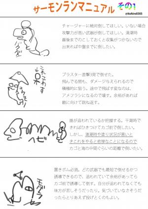 サーモンランマニュアル0