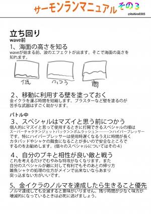 サーモンランマニュアル2