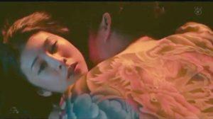 竹内結子(女優濡れ場)映画「ストロベリーナイト」でのねっとりKISSシーンからのSEX映像