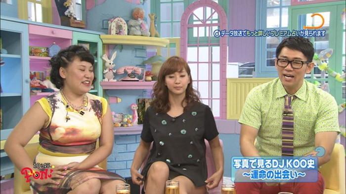 藤本美貴や加藤綾子アナほか、ガチでお茶の間にながしたテレビ放送事故の画像集めたったww