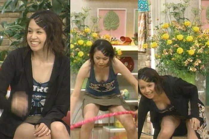 (放送事故えろ写真)misono(ミソノ)や中野美奈子ほか、親とテレビ見ててこんなシーンがながれたら気まずいんだがwwwwww。(※写真27枚あり)