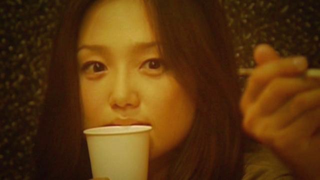 永作博美(女優)映画「気球クラブ、その後」彼の後輩をベロンチョチューでセックスせまる。 (※ムービーあり)