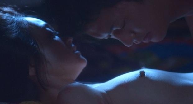 安達祐実(女優)主演映画「花宵道中」で大胆な乳首勃起なセックスシーン演じています。
