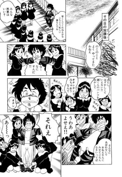 やるっきゃ騎士 第1話 ド硬派(!?)転校生の巻