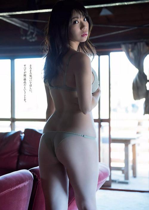 鈴木ふみ奈のおっぱいを搾りたい5