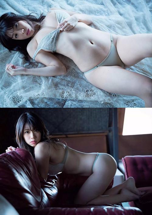 鈴木ふみ奈のおっぱいを搾りたい6