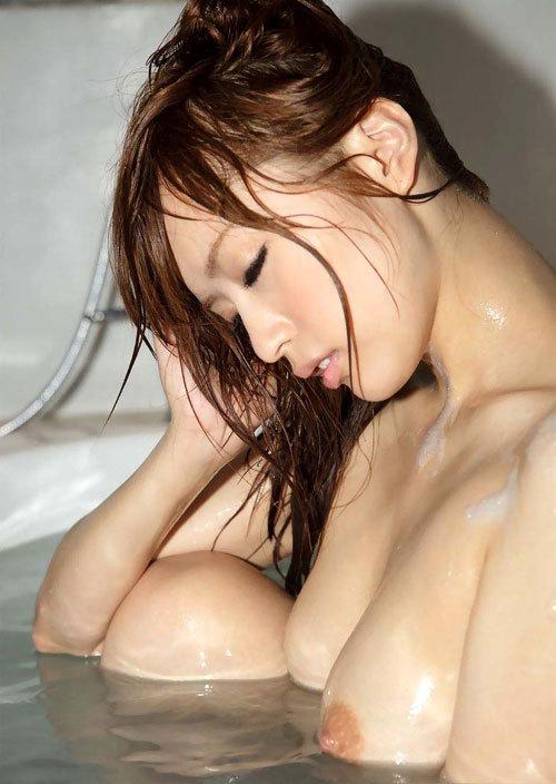 お風呂でおっぱいと浸かりたいね4