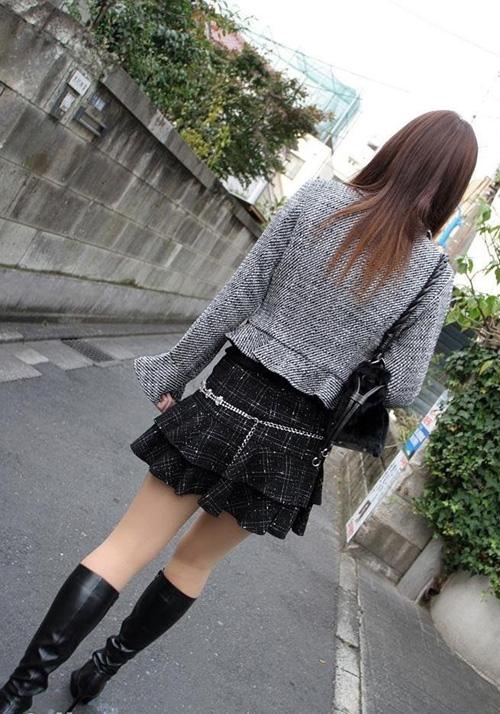 【三次】ロングブーツ履いてる女の子のエロ画像part2