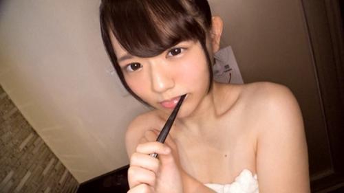【ネットでAVに応募】アイドル並み19歳フリーター萌えセックス!