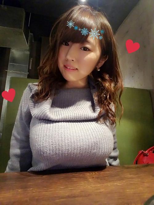 【三次】Iカップ巨乳の確信犯グラドル松本菜奈実ちゃんの自画撮りなどセクシー画像