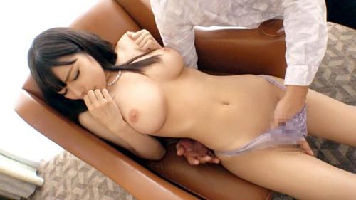 白石りん 『ラグジュTV 532』誰もが抱きたくなる奇跡のおっぱい!くびれた極上スタイル美女のハメ撮り