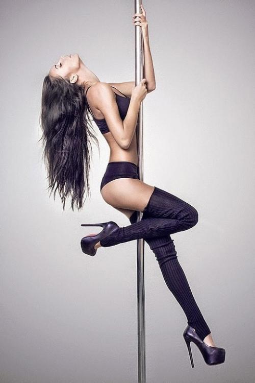 ポールダンス画像 女の肉体美 160枚