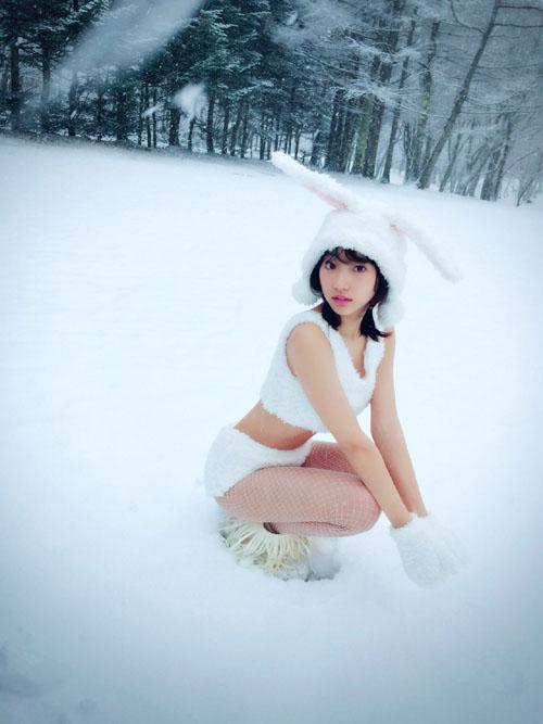武田玲奈(19) 純白美少女の冬ごもり。
