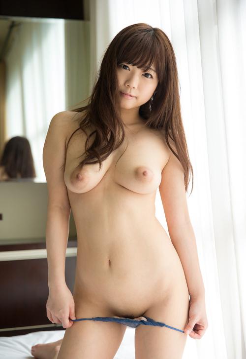 羽咲みはる(西永嶺花) ぷっくりFカップ巨乳輪がエロい!元アイドルのヌードグラビア