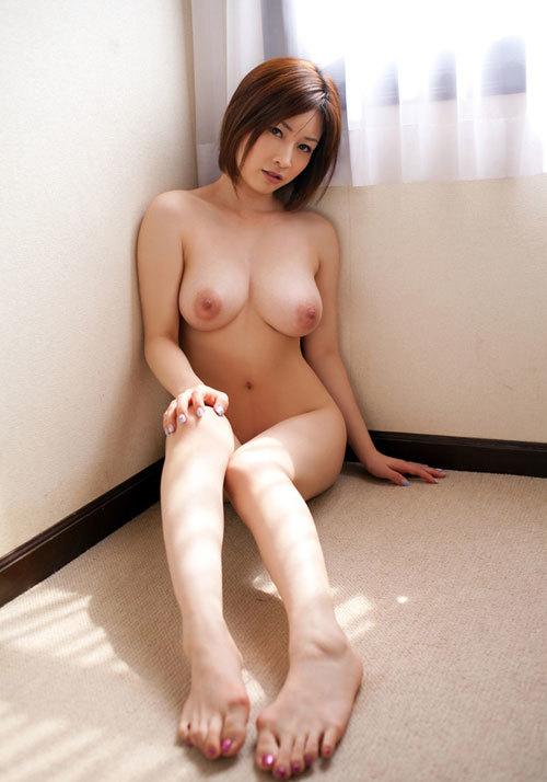 奥田咲のHカップ美巨乳おっぱい18