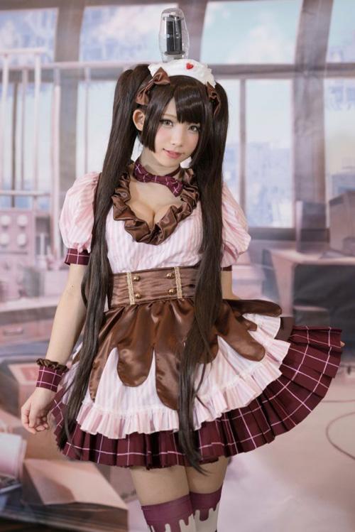 """えなこ """"日本一可愛いコスプレイヤー"""" えっちなコスプレでYJ表紙を飾る、史上初の快挙グラビアまとめ"""