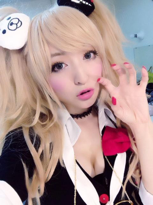 神田沙也加 絶世のオタク美人がコスプレ披露して色気を増してきたおっぱい画像