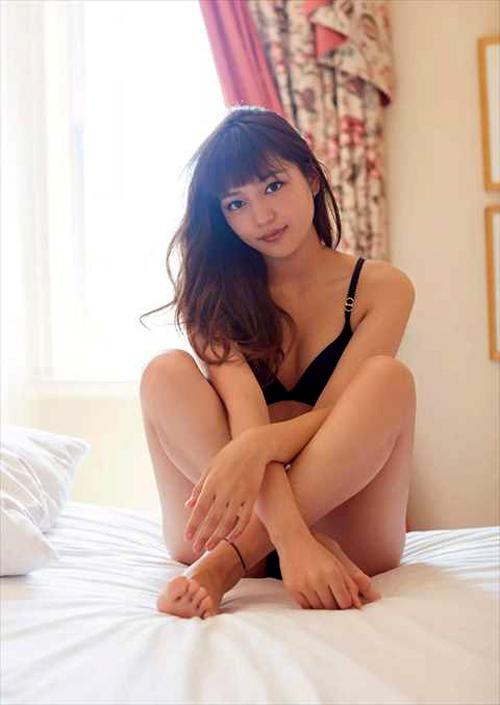 【悲報】川口春奈(22)「水着画像は見せません!」⇒速効でネットに晒され拡散中www(画像あり)
