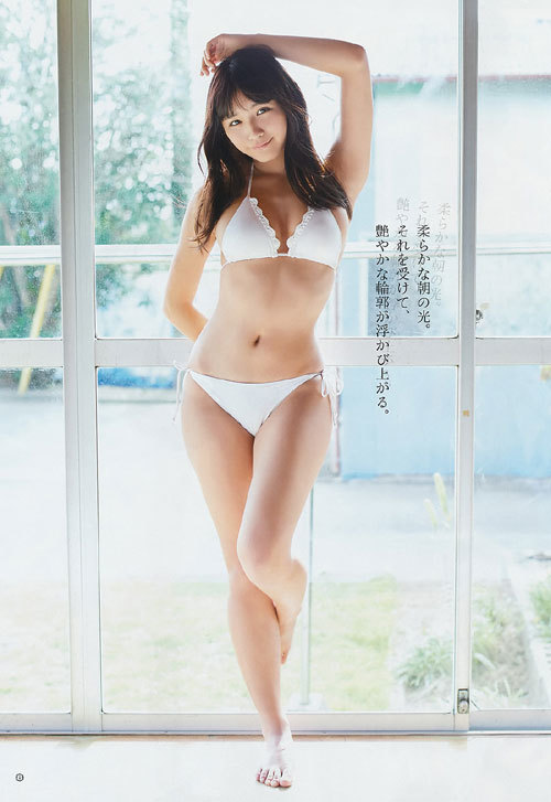 スパガ浅川梨奈の童顔巨乳おっぱい38