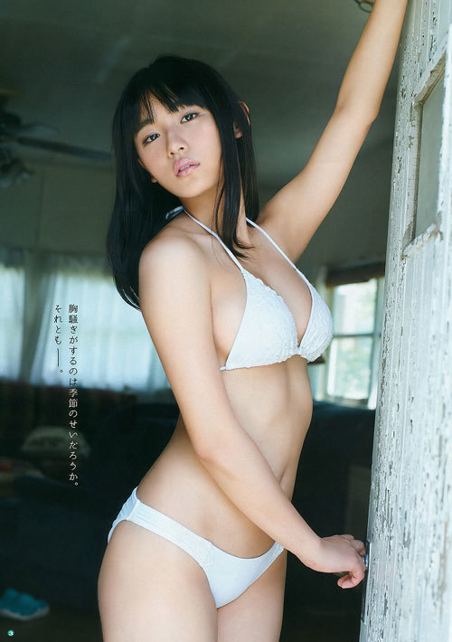 スパガ浅川梨奈の童顔巨乳おっぱい47