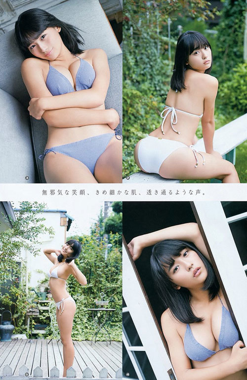 スパガ浅川梨奈の童顔巨乳おっぱい62