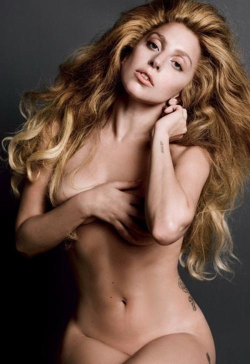 【レディー・ガガ官能的な乳首おっぱいヌード画像・動画】Lady Gaga!