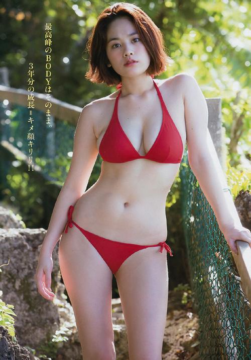 筧美和子が全裸でプールにはいっておっぱいとお尻丸出し40