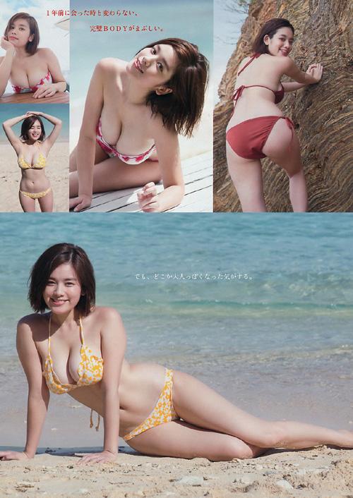 筧美和子が全裸でプールにはいっておっぱいとお尻丸出し43