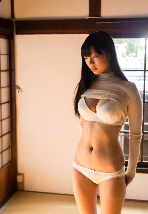 桐谷まつりのHカップ美巨乳おっぱい 4