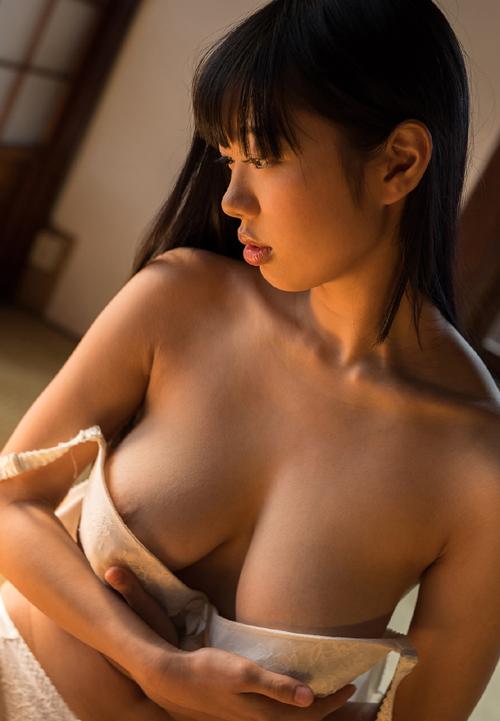 桐谷まつりのHカップ美巨乳おっぱい 7
