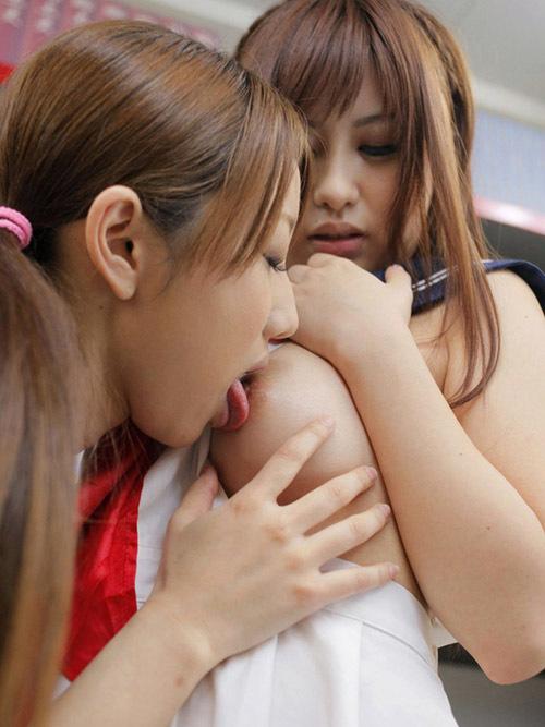 【三次】百合レズな女の子のエロ画像part6
