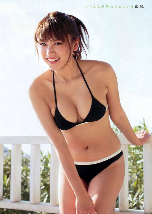 現役女子大生モデル 久松郁実(21)の胸がデカい!!画像×94