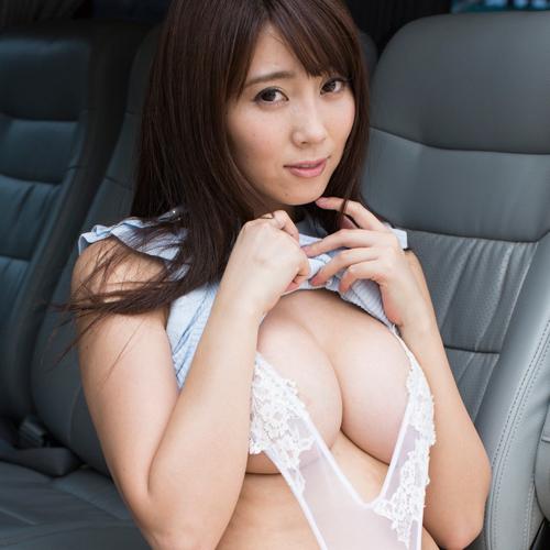 愛人にしたいGカップグラドルの森咲智美(24)