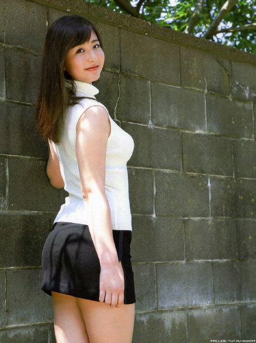 性の対象としては最高のムッチリ巨乳女子の着衣エロ画像24枚