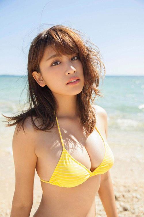 現役女子大生モデル 久松郁実(21)の胸がデカい!!画像×108